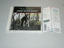 JOHNNY GRIFFIN QUARTET - The Kerry Dancers - 1992 JAPAN CD w/obi - RIVERSIDE REC
