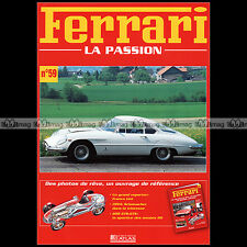 FERRARI N°59.b Album photos ★ 410 + 400 SA SUPER AMERICA 250 365 CALIFORNIA ★