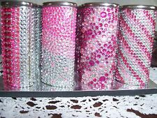Large Bic Diamond Lighter Case Cover-Pink Assorted Design
