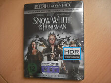 Snow White & the Huntsman - Extended Edition (4K ULTRA HD) mit HDR