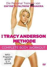 Tracy Anderson - Complete Body Workout *DVD*NEU*