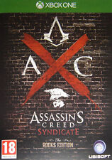 Assassin's Creed Syndicate The Rooks Edition Xbox One Game NEW - 1st Class Del