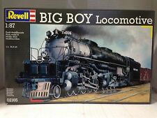 +++ Revell Big Boy Locomotive 1:87 02165