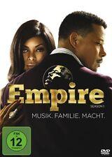 4 DVD-Box ° Empire - Musik. Familie. Macht. ° Staffel 1 ° NEU & OVP