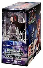 Weiss Schwarz PUELLA MAGI MADOKA MAGICA THE MOVIE -Rebellion- English Sealed Box