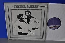 Thelma Houston & Jerry Butler - Thelma & and Jerry USA Motown '77 ORIG Vinyl LP