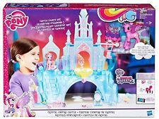 My Little Pony Equestria Crystal Empire Castle Playset Explore Nuevo