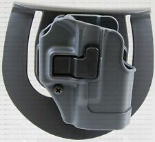Blackhawk SERPA Sportster Belt Holster Glock 26/27/33 Grey Gray Right 413501BK-R
