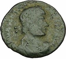 VALENTINIAN I 364AD Ancient Roman Coin Nike Victory Cult Angel  i40369
