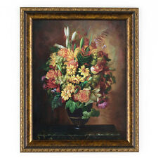 HOME INTERIORS MAGNIFICENT BEAUTIFUL FLORALS PICTURE