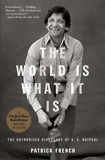 The World Is What It Is: The Authorized Biography of V.S. Naipaul (Vin-ExLibrary