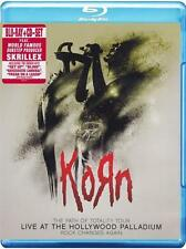 Live (At The Hollywood Palladium) von Korn (2012), Neu OVP, Blu-ray Disc