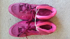 Nike Air Max Hyperposite Raspberry Red Pink Foil Rave Pink Size 10 524862-601