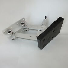 Great Heavy Duty Aluminum Outboard 2 Stroke Kicker Motor Bracket Mounting Board