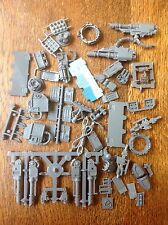 Warhammer 40k. Space Marine Tank / Dreadnought Accessories. Bits Box. Plastic.
