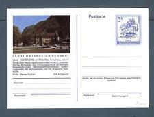 AUSTRIA - Cart. Post. - 1981 - 3 S - 6845 Hohenems- 164. Auflage/10