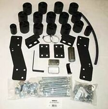 "PERFORMANCE ACCESSORIES 60043 3"" BODY LIFT KIT FOR 00-02 DODGE DAKOTA STD / EXT"