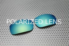 LINEGEAR Lens for Oakley X-Squared - Turquoise Blue - Polarized [XS-TB-POLA]