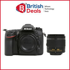 Nikon D7100 24.1MP DSLR Camera + 18-55mm VR Lens + 3 Year Warranty IN UK