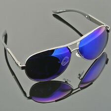 Men's Polarized Aviator Sunglasses Driving Glasses Riding Sports Eyewear Goggles