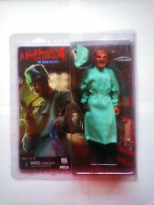 NECA FREDDY KRUEGER SURGEON RETRO FIGURE A NIGHTMARE ON ELM STREET PART 4 TOY