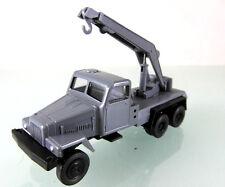 H0 s.e.s / 14 1015 05:  IFA G5 Kranwagen neutral grau (postgrau)