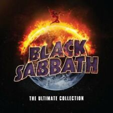 Black Sabbath - The Ultimate Collection - 4LP Crucifold Sleeve