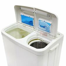 Portable Washing Machine Dryer Spin Small Compact Mini Electric Apartment Dorm