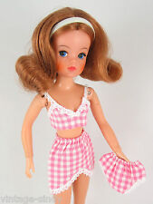 Sindy IN THE PINK 1976 COMPLETE HTF Outfit | No Doll | Vintage Pedigree Sindy