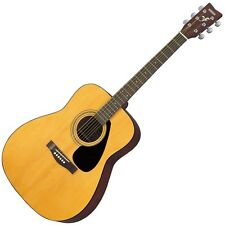 YAMAHA F-310 NAT Acoustic Guitar w/Accessories for Beginner
