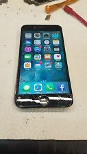 Display iPhone 6S Originale Apple Lcd E Touch Screen Ok Vetro Rotto crepato