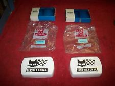 1979 Ford Mustang Pace Car GT NOS Marchal Fog Light Covers in Original Boxes PR