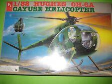 OH-6A CAYUSE by HOBBYCRAFT 1/32 scale - ref.HC2109