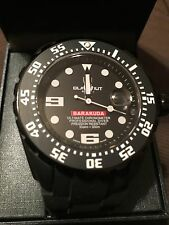 BLACKOUT GENEVE SWISS MADE BARACUDA  ULTIMATE CHRONOMETER PROFESSIONAL DIVER
