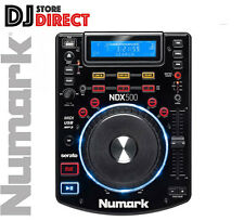 Numark NDX500 USB/CD/MP3/MIDI Media Player & Software Controller - Free P&P