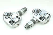 [US Seller] New Wellgo RC-713 Road Bike Clipless Pedals Cleats 98A Shimano 51 SL