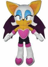 "Sega officiel sous licence GE sonic the hedgehog 12 ""plush toy figure rouge NWT"