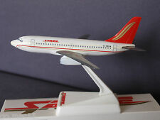 Sabre Airways Boeing B737-200 Collectable Wooster Model - 1:200 Scale