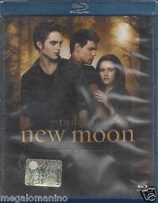 Blu-ray **THE TWLIGHT SAGA ♥ NEW MOON** nuovo sigillato 2009