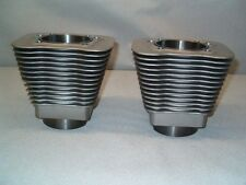 "Pair of 88"" Big Bore Cylinders for 1984-1999 Harley Big Twin Using RevTech Heads"