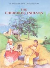 The Cherokee (Indian Jrs.) (Z) (Junior Library of American Indians)-ExLibrary
