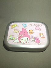 New, My Melody, Bento, Aluminum lunch box, Sanrio, Made in Japan,370 ml, F/S