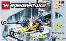 LEGO 8238 - Technic: Speed Slammers: Dueling Dragster - 2000 - NO BOX