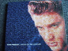 Elvis Presley-Artist of the Century CD-Digipack-RARE