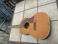 Vintage Gibson B-25 Acoustic Guitar For Parts or Repair