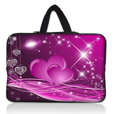 "Many Design 15"" 15.4"" 15.6"" Laptop Sleeve Bag Case +Handle For HP Dell Acer ASUS"