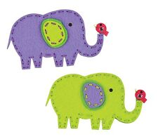 American Girl Crafts Elephants Sew and Share Kit Makes 2 NEW!