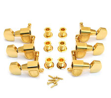 TK-0971-002 Schaller 3x3 Gold Guitar Tuning Keys M6GD Machine Heads