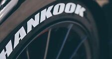 HANKOOK Rubber Tyre Graphics/ Letters/ Stickers kit