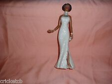 "Exquisite LENOX Lady Figurine ""BIG CITY DREAMS""  NIB  ""XMAS SALE"""
